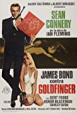 Goldfinger - James Bond - Sean Connery – Spanish Movie
