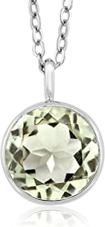 Best green amethyst necklace Reviews