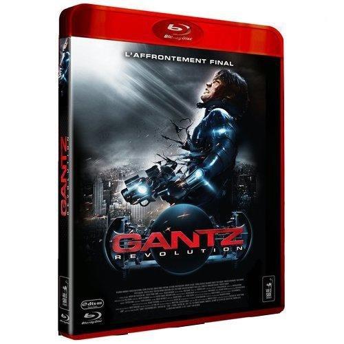 Gantz-Révolution [Blu-Ray]