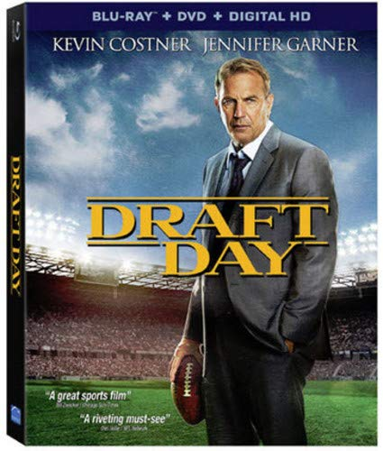 Draft Day [Blu-ray + DVD + Digital HD]