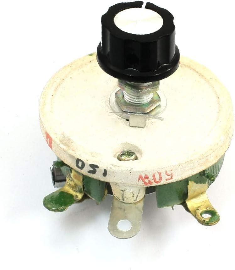X-DREE Wirewound Ceramic Potentiometer Rheostat Los Angeles Mall Resisto Variable Max 83% OFF