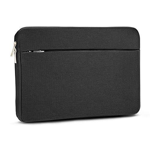 "AtailorBird Laptop Sleeve 15.6 Zoll Stoßfestes Laptop Hülle 15.6 Zoll Wasserdicht Laptoptasche 15.6\"" Notebook Sleeve Case Schutzhülle Kompatibel 15-15,6 Zoll MacBook Pro Schwarz"