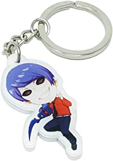 Tokyo Ghoul – populaire Anime Manga Série Acrylique Porte-clés Bague Tsukiyama Shuu