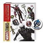 DK Verlag Marvel Studios Die illustrierte Enzyklopädie (Gebundenes Buch) + 1 Marvel Button