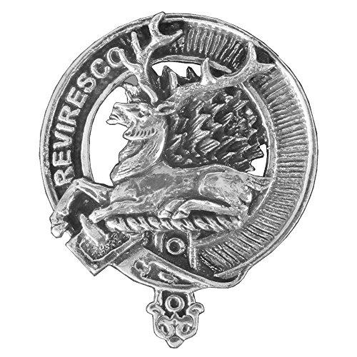 Maxwell Clan Crest Scottish Cap Badge
