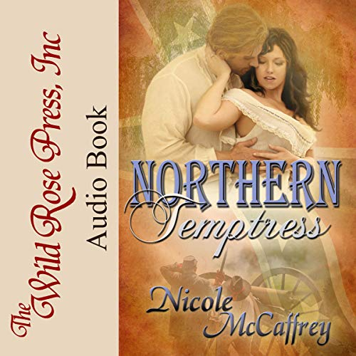 Northern Temptress audiobook cover art