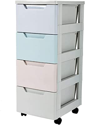 Amazon.com: LYQZ Bedside Tables Drawer Storage Box Living ...