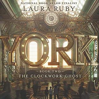 York: The Clockwork Ghost cover art