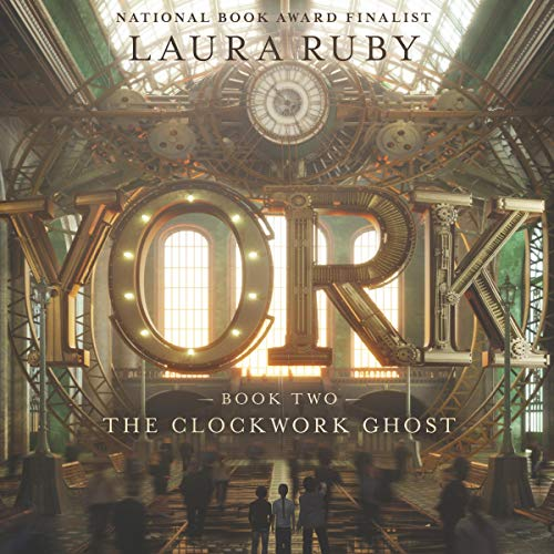 York: The Clockwork Ghost Titelbild
