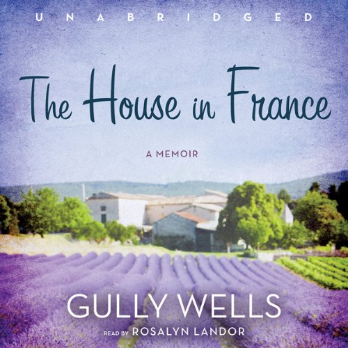 The House in France audiobook cover art