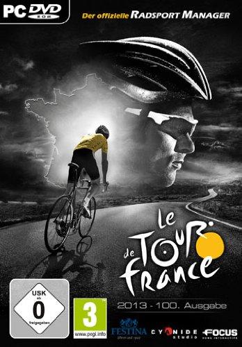 Tour de France 2013 - Der offizielle Radsport Manager - [PC]
