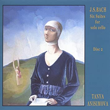 Cello Suites by J.S. Bach, Volume 2