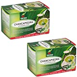 Stone Breaker Chanca Piedra Herbal Tea - 100% Naural from Peru (2x 25 Tea Bags Pack) Natural Kidney Cleanse & Gallbladder Stones Support– Detoxify Urinary Tract, Flush Impurities, Clear Urinary System