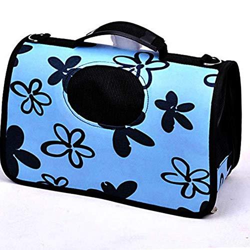 HLYMNB Falten Transport Dopet Tragetasche Reise Outdoor-Produkte Hund Handtasche Chihuahua Handtaschen Tragbare Haustier Komfort Reisetasche E