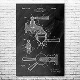 Espresso Machine Poster Print, Restaurant Decor, Barista Gift, Espresso Bar Art, Coffee Shop Decor,...