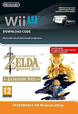 The Legend of Zelda: Breath of the Wild Expansion Pass DLC [Wii U Download Code]