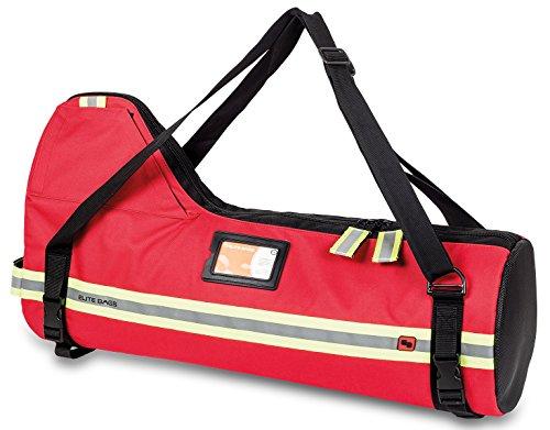 EB OXY MAX Sauerstoff-Tasche ohne Inhalt (rot & blau) (rot)