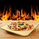 Best Pizza Stones - Pizza Stone for Best Crispy Crust Pizza, Only Review