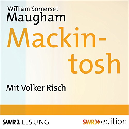 Mackintosh audiobook cover art