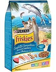 طعام القطط بورينا سي فود سينسيشن من فريسكيس، 3 كغم (عبوة من قطعة واحدة)