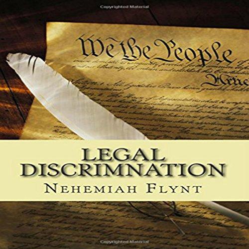 Legal Discrimination audiobook cover art