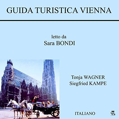 Guida turistica Vienna copertina