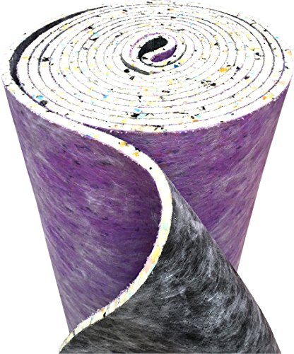 12mm Thick - Spring PU Foam Carpet Underlay - Good...