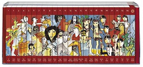 Meyers Großes Taschenlexikon in 24 Bänden plus DVD-ROM - Künstlerausgabe Udo Lindenberg