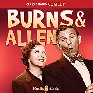 Burns & Allen: Keep Smiling cover art