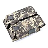 Molle Mag Pouch Double Triple Pistol Mag Pouch (ACU-2)