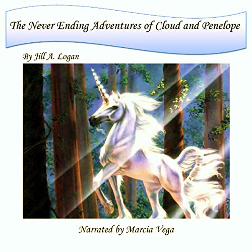 Couverture de The Never Ending Adventures of Cloud and Penelope