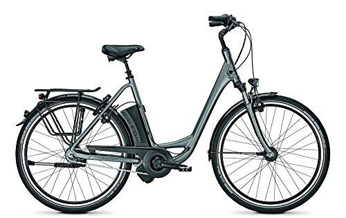 E-Bike Raleigh DOVER IMPULSE XXL Wave 8-G 17Ah Freilauf - 170 kg Zul. Gesamtgewicht, Rahmenhöhen:50;Farben:Torontogrey