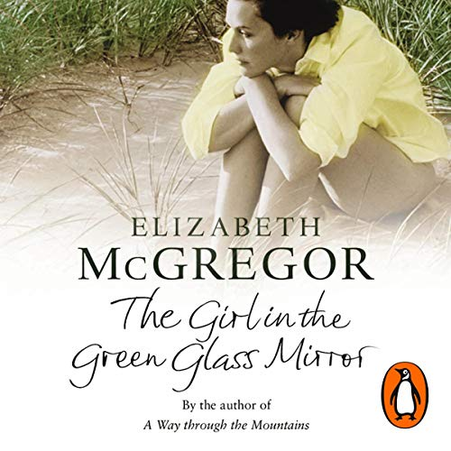 Couverture de The Girl in the Green Glass Mirror