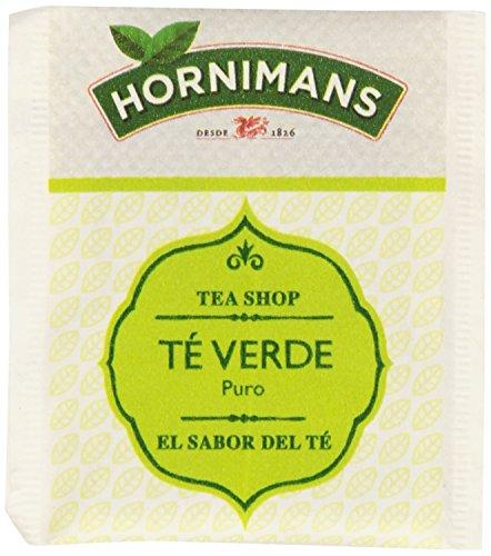 Hornimans - Té Verde - Puro - 100 bolsitas