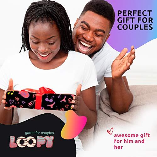 Jeu pour Couples Loopy – Boîte...