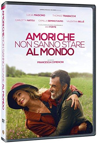 COMENCINI FRANCESCA - AMORI CHE NON SANNO STARE AL MONDO (1 DVD)