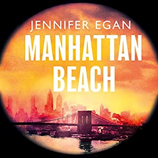 Manhattan Beach                   By:                                                                                                                                 Jennifer Egan                               Narrated by:                                                                                                                                 Heather Lind,                                                                                        Norbert Leo Butz,                                                                                        Vincent Piazza                      Length: 15 hrs and 16 mins     181 ratings     Overall 4.2