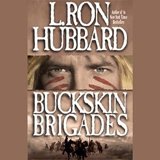 Buckskin Brigades cover art