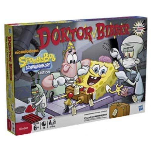 Hasbro Doktor Bibber Sponge Bob Schwammkopf Edition