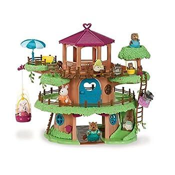 Best lil woodzeez family tree house Reviews