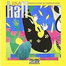 Dedications & Inspirations by Hall, Jim (1994) Audio CD