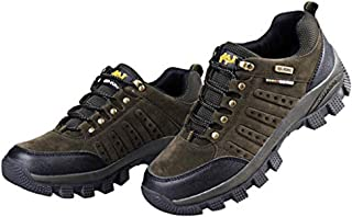 TnaIolral Men Women Outdoor Hiking Shoes Couple Breathable Non-Slip Hiking Shoes