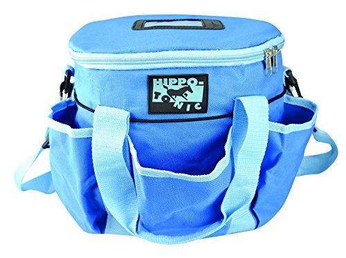 Hippo-Tonic 700196 Pro 3 Set de Aseo, Unisex Adulto, Azul Claro, 28 x 18 x 23 cm