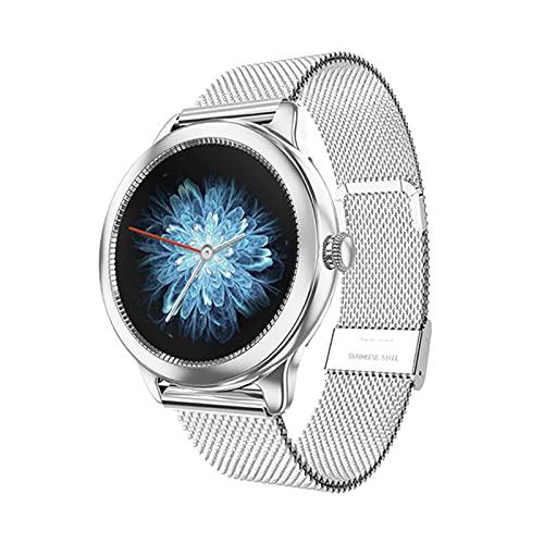 AKL B8por Señoras Smart Watch IP68 Impermeable Deportes para Hombre Reloj Inteligente Ratón Cardíaco Fitness Reloj De Damas,A