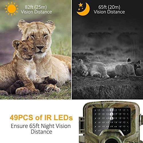 COOLIFE H881 21MP Jagdkamera & Fotofalle Erfahrungen & Preisvergleich
