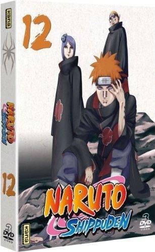 Naruto - Shippuden: Collection - Volume 12 DVD by Hayato ...