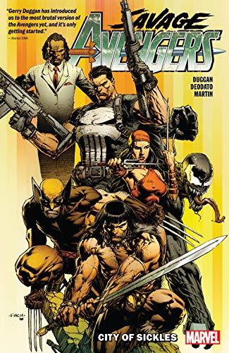 Savage Avengers Vol. 1: City Of Sickles (Savage Avengers (2019-)) (English Edition)