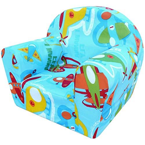 N/°4 BEAUTPINE Si/ège de Soutien pour b/éb/é Adorable Chaise Assise pour Chambre denfant Coussin Doux de Voiture 43x43x20cm