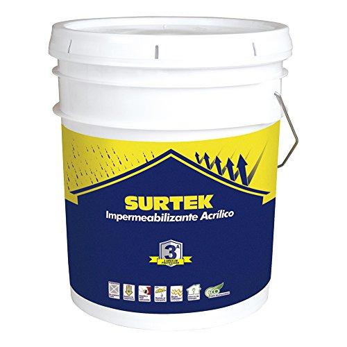 Impermeabilizante marca Surtek