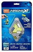 Costruzioni per bambini con magneti 6 pannelli magnetici in diversi colori da costruire 6 cuscinetti a sfera non magnetici 7 mattoncini da costruire e personalizzare Include magneti piccoli, istruzioni per la costruzione e attività educative 1 matton...